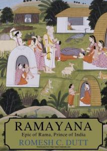Ramayana Epic of Rama in verses