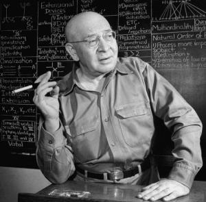 Alfred Korzybski books Science and Sanity