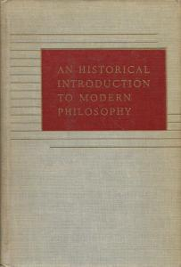 An Historical Introduction to Modern Philosophy PDF