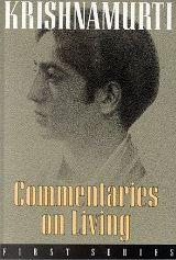 Commentaries on Living by Jiddu Krishnamurti ebook cover