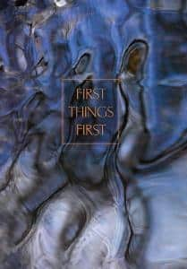 First Things First essays on the buddhist path - free PDF
