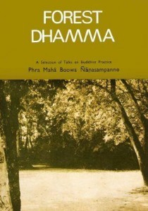 Forest Dhamma talks on buddhist practice free ebook on Buddhism