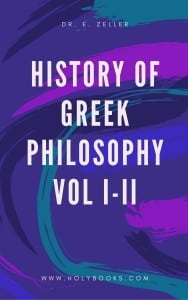 History of Greek Philosophy VOL I-II Free PDF