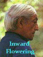 Inward Flowering by Jiddu Krishnamuti ebook cover