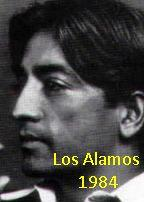 Krishnamurti Los Alamos 1984 Creativity in Science