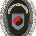 Niels Bohr's Coat of arms