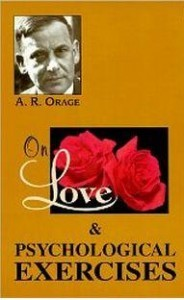 On Love A. R. Orage