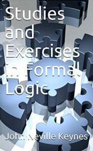 Studies and Exercises in Formal Logic PDF