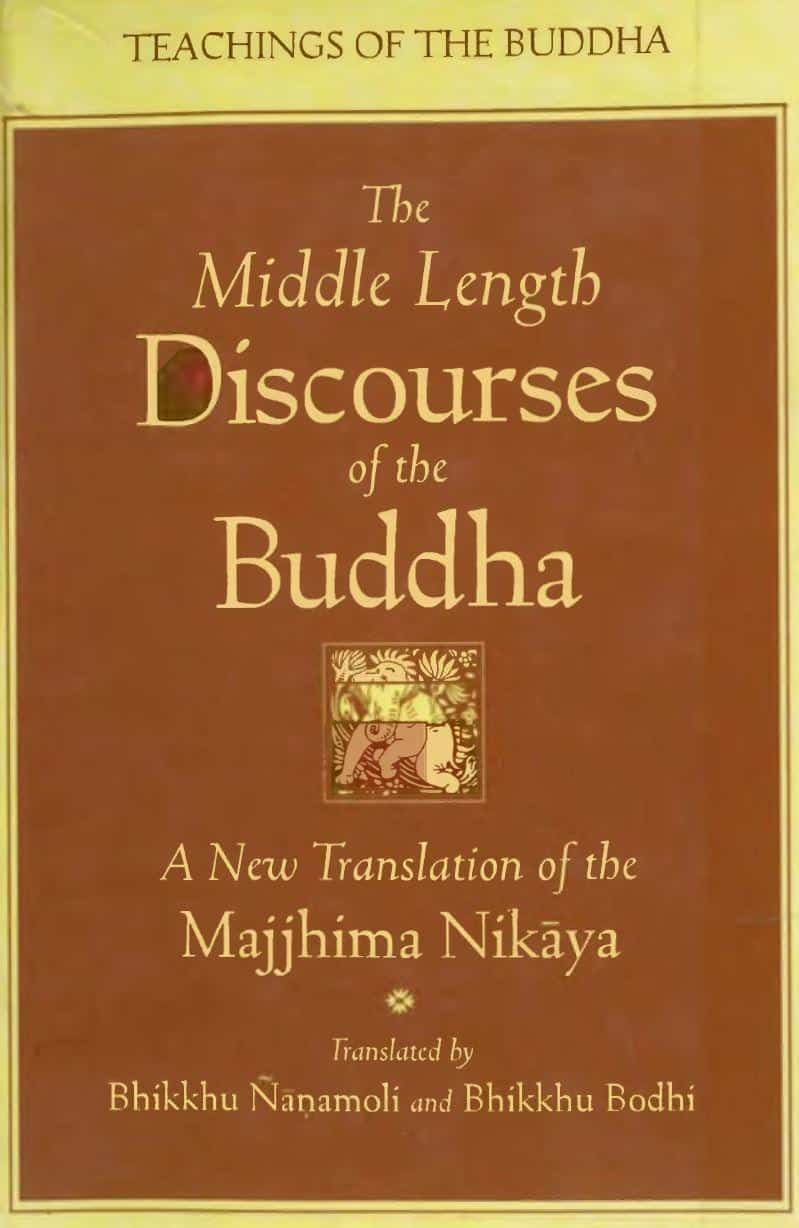 Download books sacred spiritual texts and pdf e books majjhima nikaya ccuart