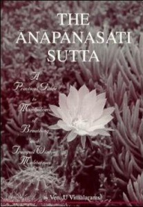 The Anapanasati Sutta pdf ebook