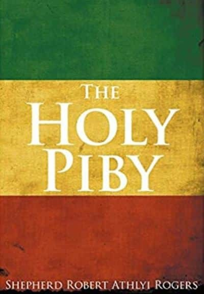 The Holy Piby - The Blackman's Bible PDf