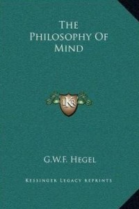 The Philosophy of Mind Hegel