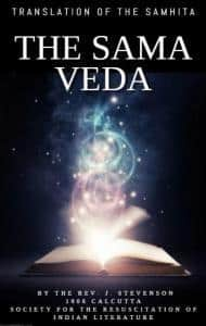 The Sama Veda PDF in english