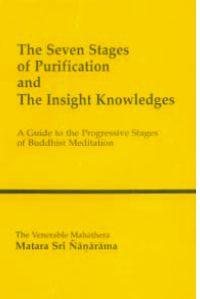 The Seven Stages of Purification and The Insight Knowledges free ebook