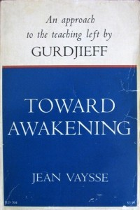 Toward Awakening by Jean Vaysse PDF